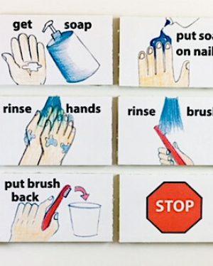WixMix-Clean Fingernails and Hands 1