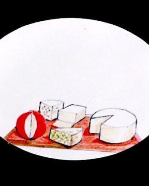 Entertaining - cheese tray100