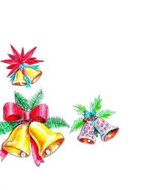 holidays-christmas bells