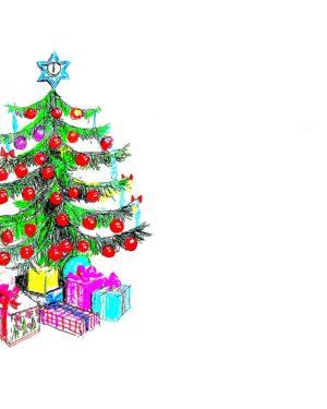 holidays- christmas tree